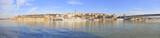 Belgrade Serbia panorama poster