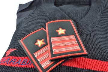 Gradi Maresciallo dei Carabinieri