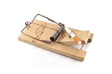 Trappola per ex fumatori