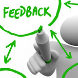 Feedback - Recording Input from Others for Improvement poster