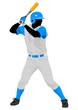 Vector illustration of Pinch Hitter