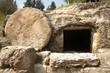Leinwanddruck Bild - Christ's tomb