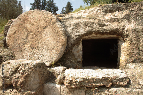 Zdjęcia na płótnie, fototapety, obrazy : Christ's tomb