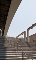 stairway to stadium