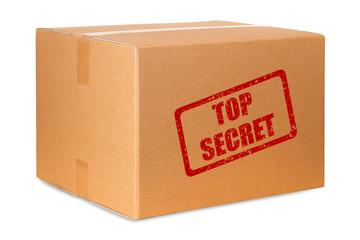 Scatola TOP SECRET
