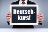 Fototapety Deutschkurs