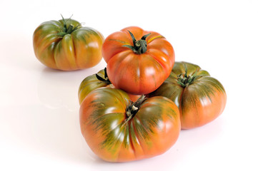 Raf Tomato, a variety of tomato from Almería, Spain
