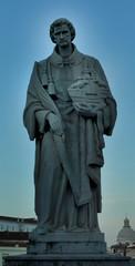 Denkmal Patron der Schifffahrt - Lissabon, Portugal (Lisbon)