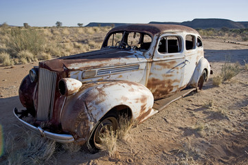 Old-timer Auto