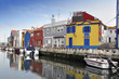 Traditional houses of Aveiro