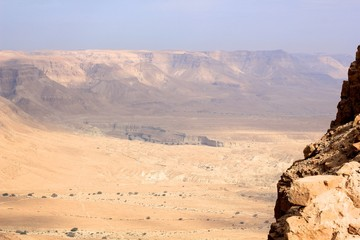 Masada in ISRAEL/UNESCO World Heritage