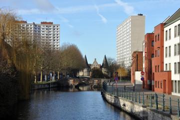 Rabot quarter in Ghent