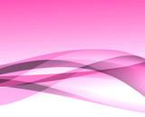Fototapete Wasser - Violett - Rauch