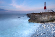 Portland Bill at Dawn