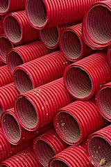 Red tube construction