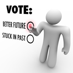 Vote for Better Future - Election for Change