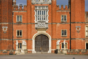 Hampton Court Palace and gardens