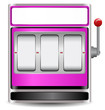 pink slot machine