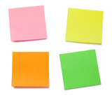 Color post-its