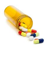 Spread medicine