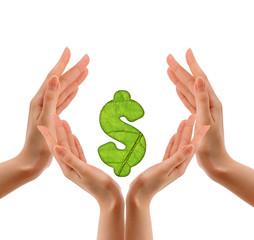 idea of money on hand.