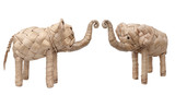 handcraft elephant doll toy poster