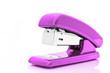 Pink stapler
