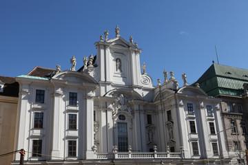Kirche am Hof, Vienne