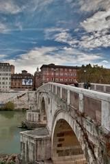 Tevere bridge