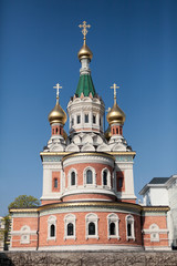 Eglise russe orthodoxe