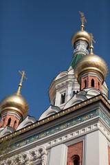 église russe orthodoxe