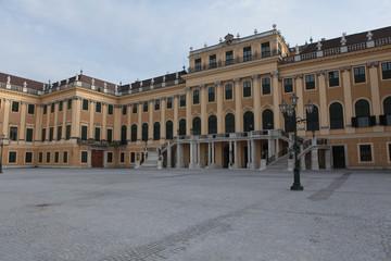 Schönbrunn Schloss, Vienne