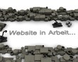 Website in Arbeit