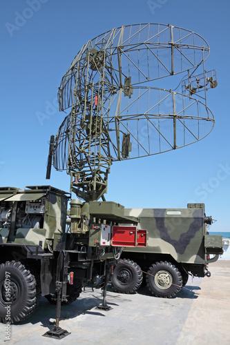 Poster Radar