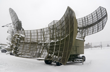 P-37 mobile radar station