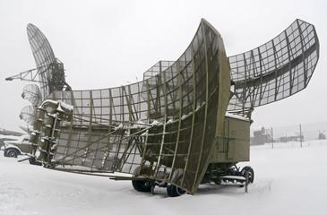 P-37 mobile radar station