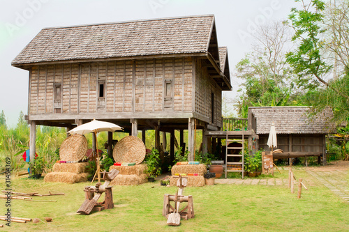Old Thai House