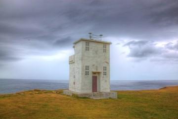 Island Leuchtturm 01