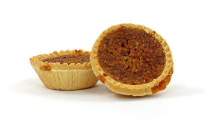Two Small Pecan Pies