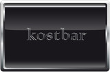 Blackbutton kostbar grau