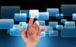 cyber dito - high-tech finger