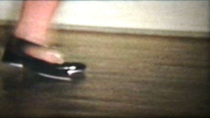 Tap Dancer In 1958 (Vintage 8mm film footage)