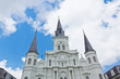 Saint Louis Cathedral in Jackson Square