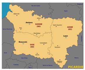 Région Picardie
