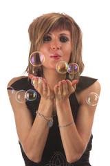 Baiser de bulles