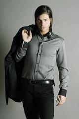 uomo moda fashion