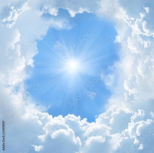beautiful clouds - 31494197