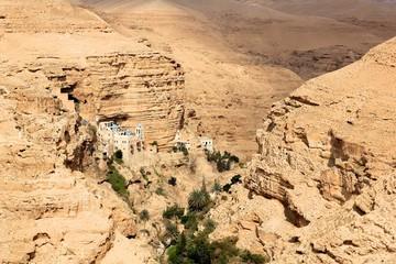 St. George monastery in ISRAEL