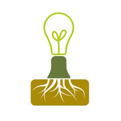 Green lamp concept