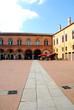 La Piazza del Municipio - Ferrara - Italia